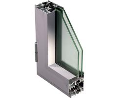 Sisteme aluminiu - lemn pentru ferestre Profilele din seriile NC 50 I au dimensiunea profilelor cuprinsa intre 50-60 mm, iar cele din seria NC 50 STH au dimensiunea profilelor cuprinsa intre 50-70 mm.