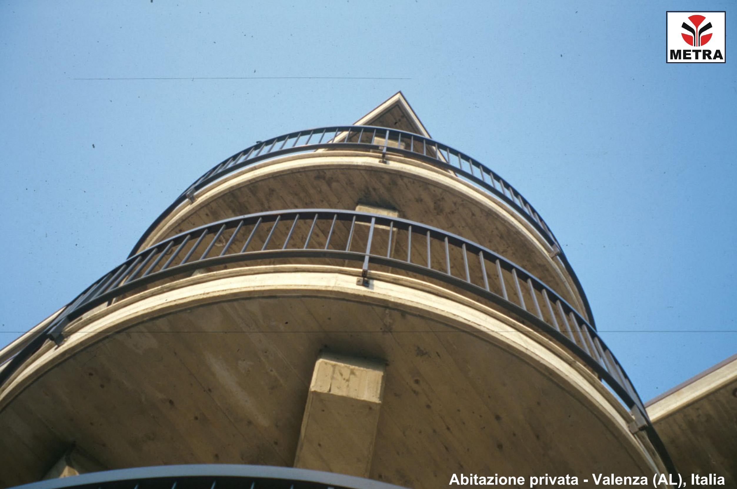 Balustrade, maini curente pentru scari si balcoane LEYKOM METRA - Poza 4