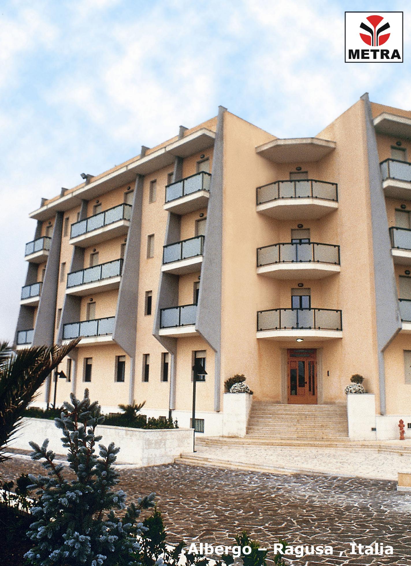 Balustrade, maini curente pentru scari si balcoane LEYKOM METRA - Poza 6