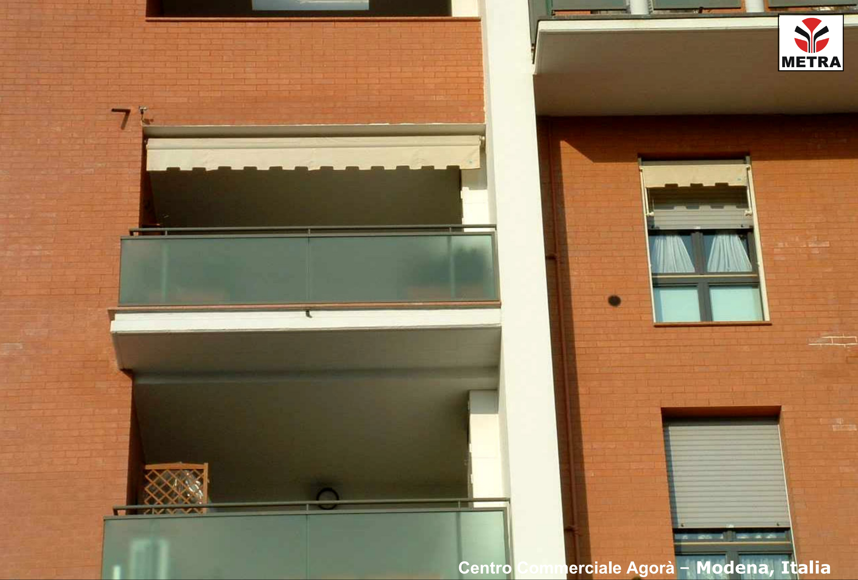 Balustrade, maini curente pentru scari si balcoane LEYKOM METRA - Poza 7