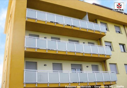 Balustrade, maini curente pentru scari si balcoane LEYKOM METRA - Poza 8