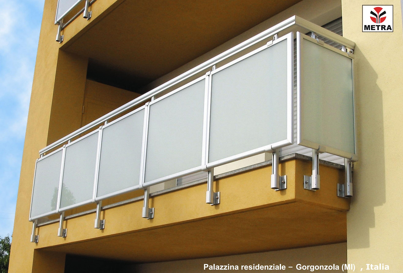 Balustrade, maini curente pentru scari si balcoane LEYKOM METRA - Poza 9
