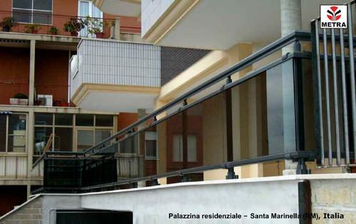 Balustrade, maini curente pentru scari si balcoane LEYKOM METRA - Poza 11