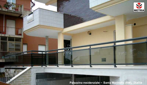 Balustrade, maini curente pentru scari si balcoane LEYKOM METRA - Poza 12