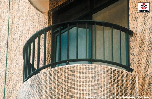 Balustrade, maini curente pentru scari si balcoane LEYKOM METRA - Poza 13