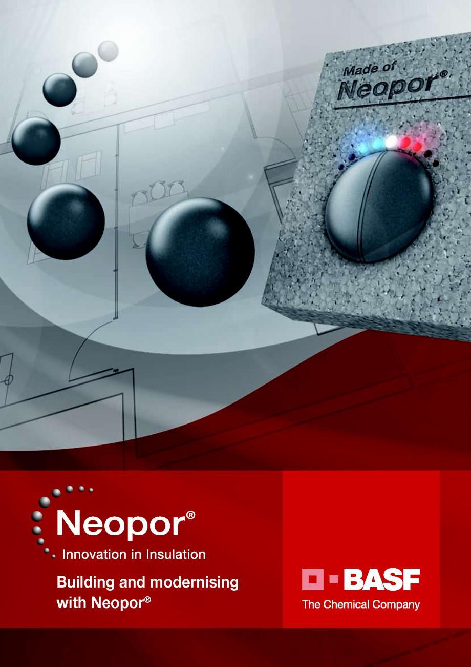 Pagina 1 - Polistiren expandat - Building and modernising with NEOPOR BASF Neopor Catalog, brosura...