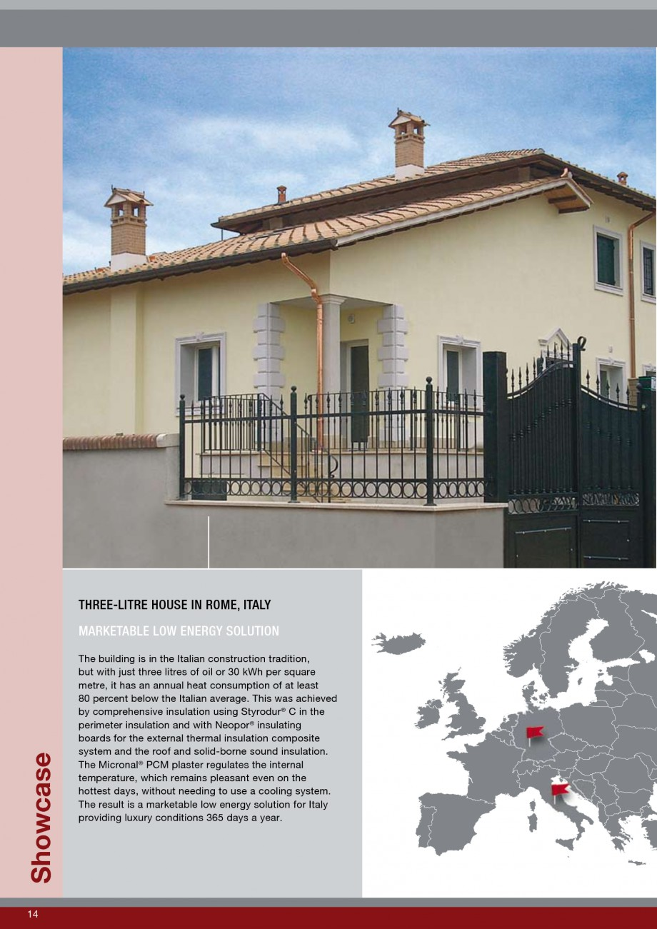 Pagina 14 - Polistiren expandat - Roof Insulation BASF Neopor Catalog, brosura Engleza uildings,...