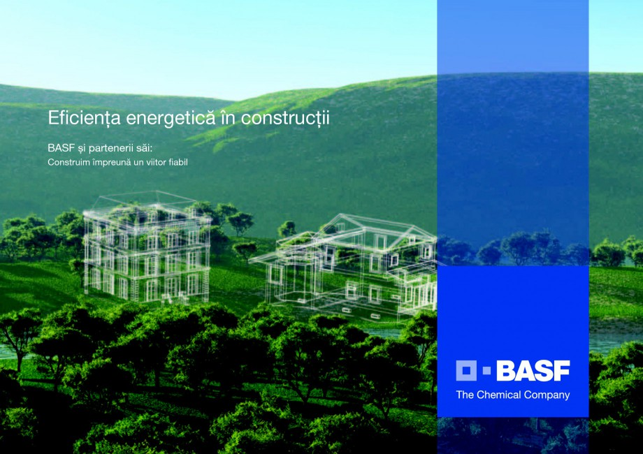 Pagina 1 - Polistiren expandat - Eficienta energetica BASF Neopor Catalog, brosura Romana Eficienţa...