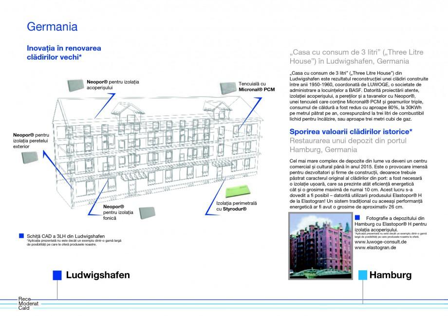 Pagina 8 - Polistiren expandat - Eficienta energetica BASF Neopor Catalog, brosura Romana rte bună,...