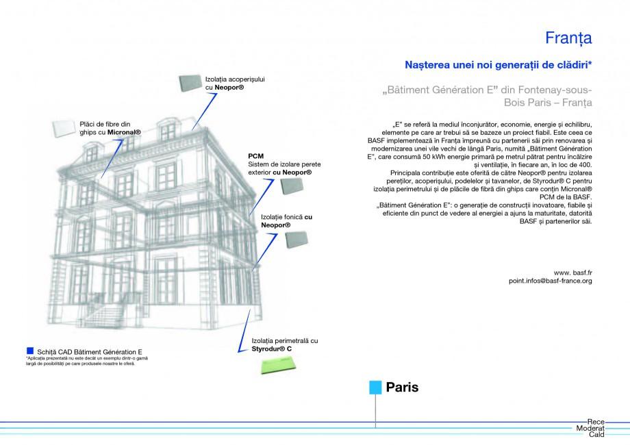 Pagina 9 - Polistiren expandat - Eficienta energetica BASF Neopor Catalog, brosura Romana de vară. ...