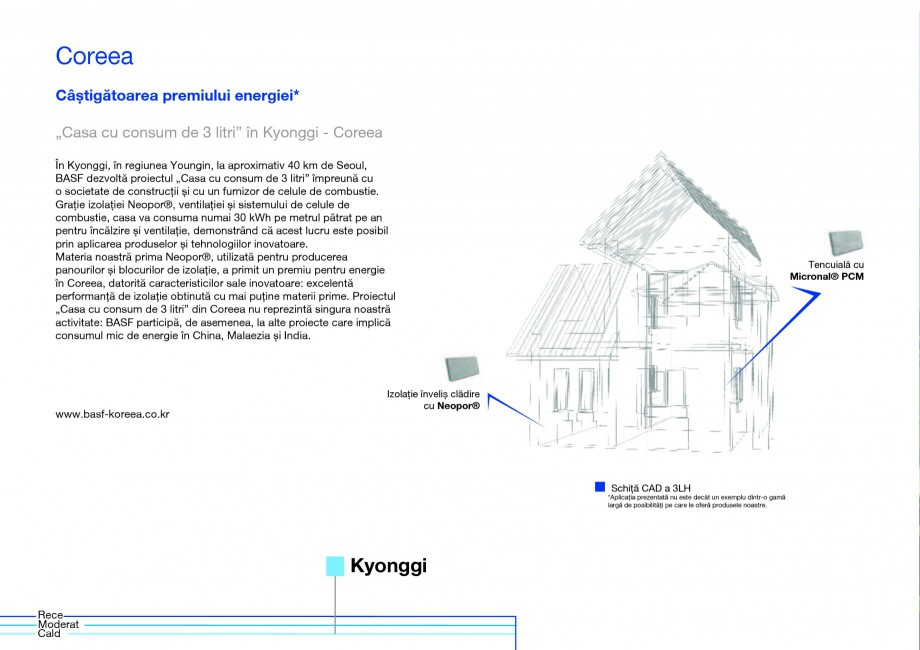 Pagina 12 - Polistiren expandat - Eficienta energetica BASF Neopor Catalog, brosura Romana ienţă...