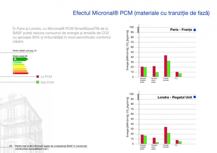 Pagina 22 - Polistiren expandat - Eficienta energetica BASF Neopor Catalog, brosura Romana ...