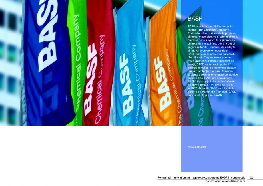 Pagina 27 - Polistiren expandat - Eficienta energetica BASF Neopor Catalog, brosura Romana  răcire...