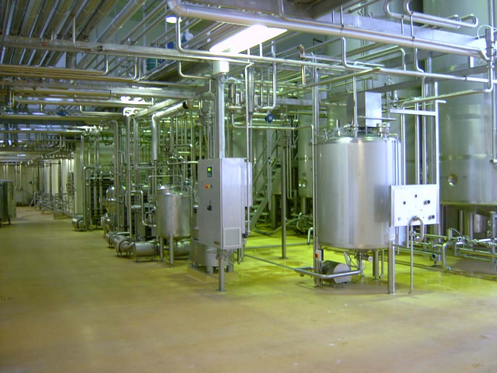 Pardoseala industriala pentru solicitari extreme - UCRETE BASF - Poza 8