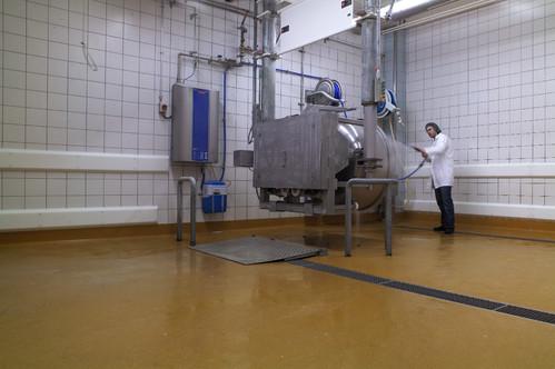 Pardoseala industriala pentru solicitari extreme - UCRETE BASF - Poza 11
