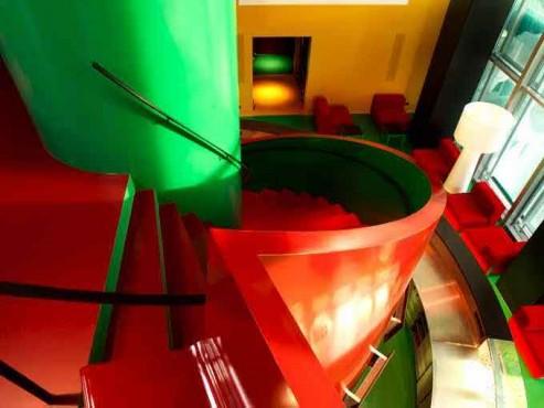 Lucrari, proiecte Pardoseli poliuretanice decorative BASF - Poza 1