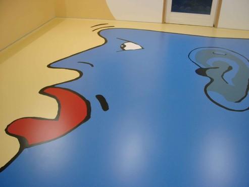 Lucrari, proiecte Pardoseli poliuretanice decorative BASF - Poza 2