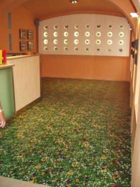 Lucrari, proiecte Pardoseli poliuretanice decorative BASF - Poza 3