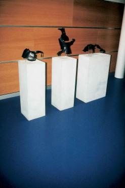 Lucrari, proiecte Pardoseli poliuretanice decorative BASF - Poza 12