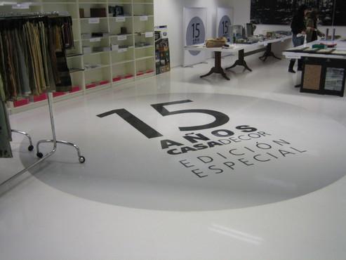 Lucrari, proiecte Pardoseli poliuretanice decorative BASF - Poza 14
