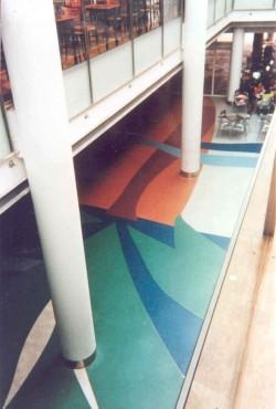 Lucrari, proiecte Pardoseli poliuretanice decorative BASF - Poza 16