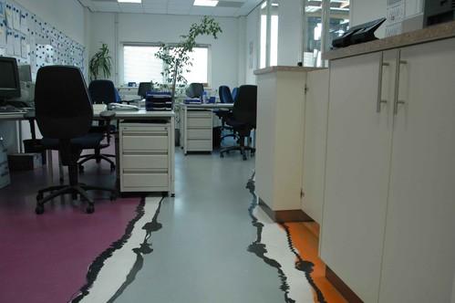 Lucrari, proiecte Pardoseli poliuretanice decorative BASF - Poza 19