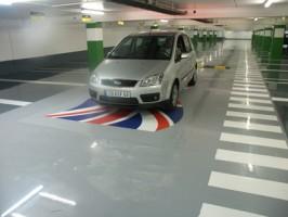 Pardoseli pentru parcari - CONIDECK Competenta BASF in domeniul reabilitarii sau constructiei de locuri de parcare se bazeaza pe multi ani de experienta in toata lumea si in cele mai diverse conditii de clima.