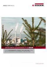Mediul inconjurator si sustenabilitatea EGGER