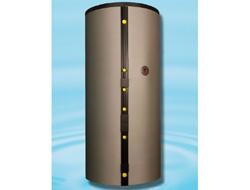 Boilere Rezervoare de mare capacitate - HLS-Plus - rezervor  de mare capacitate pentru pastrarea apei calde, cu prepararea indirecta  apei calde menajere cu ajutorul unui boiler pe gaz sau ulei, sistem de  boiler in condensare, boiler cu temperatura scazuta, boiler pe  combustibil solid si pompa de caldura. Rezervor de acumulare (sau Rezervor combinat cu buffer si acumulare)- KSE/KSV/KSW/KSP.