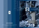 Accesorii metalice pentru lucrari din gips-carton METAL WORK