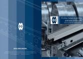 Profile metalice pentru plafoane modulare METAL WORK