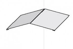 Profile racord, sorturi de tabla Profile complementare pentru panouri termoizolante: coama externa ranforsata; coama externa cu doua aripi; coama interna simpla; coama interna ranforsata; coama externa reglabila; semi-coama externa; jgheab intern lateral; jgheab extern lateral; jgheab intern central; jgheab extern central; lacrimar soclu (se fixeaza pe panouri) profil baza; glaf de fereastra; coltar interior; coltar exterior; profil de inchidere superior; profil de inchidere inferior;