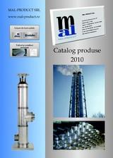 Cosuri de fum metalice MAL-PRODUCT