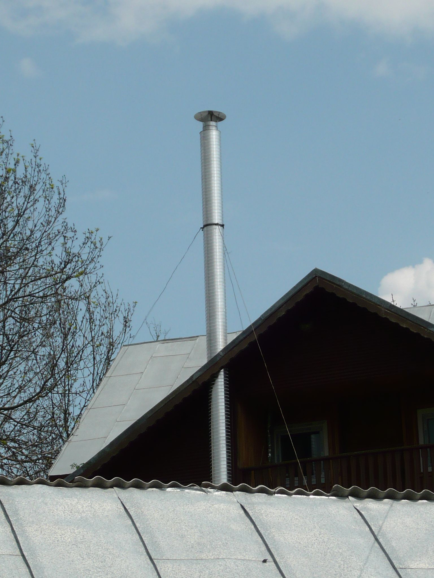 Cosuri de fum metalice MAL-PRODUCT - Poza 2