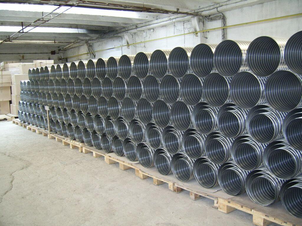 Cosuri de fum metalice MAL-PRODUCT - Poza 6