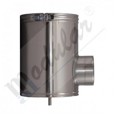 Elemente pentru cosuri de fum metalice MAL-PRODUCT - Poza 1