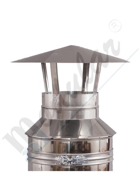 Elemente pentru cosuri de fum metalice MAL-PRODUCT - Poza 2