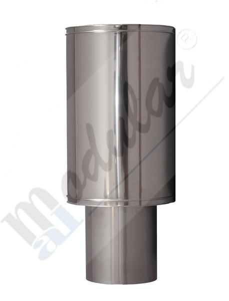 Elemente pentru cosuri de fum metalice MAL-PRODUCT - Poza 3