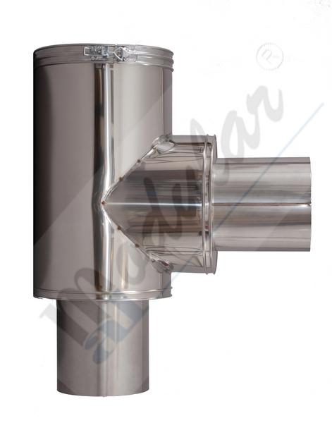 Elemente pentru cosuri de fum metalice MAL-PRODUCT - Poza 4