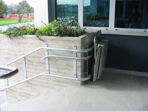 Elevator pentru persoane cu dizabilitati GARAVENTA LIFT - Poza 9