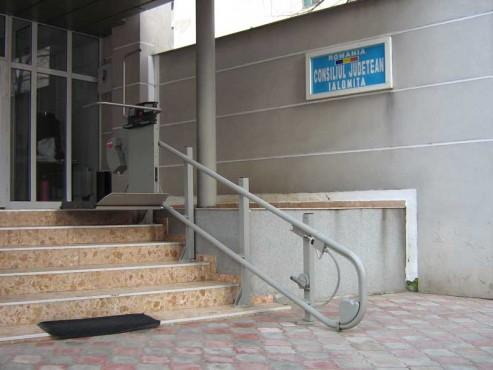 Consiliu judetean - Ialomita GARAVENTA LIFT - Poza 2