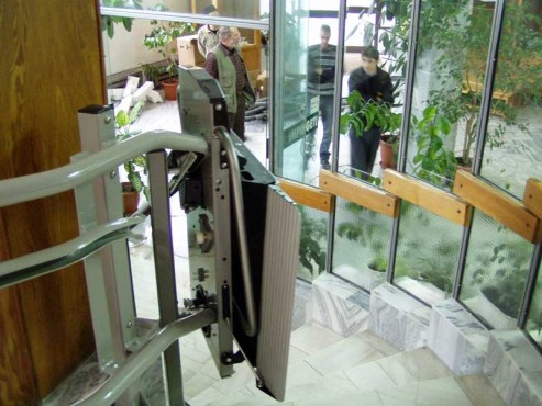 Muzeul de Mineralogie - Baia Mare GARAVENTA LIFT - Poza 5