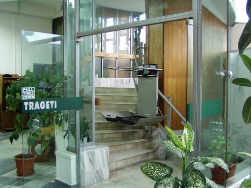 Muzeul de Mineralogie - Baia Mare GARAVENTA LIFT - Poza 6