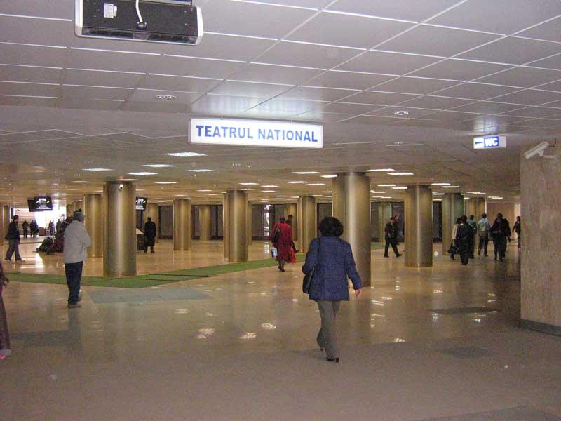 Pasaj Universitate - Bucuresti GARAVENTA LIFT - Poza 8