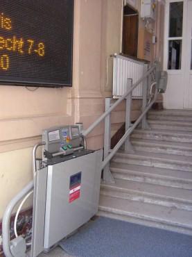 Primaria - Cluj - Motilor GARAVENTA LIFT - Poza 1