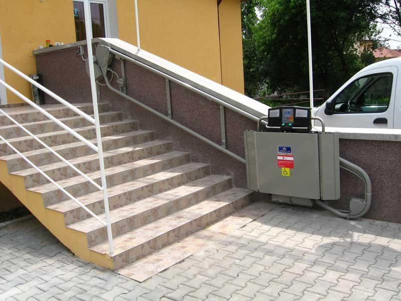 Spitalul judetean - Alba Iulia GARAVENTA LIFT - Poza 1