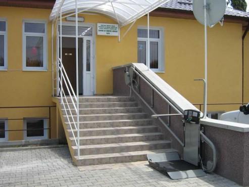 Spitalul judetean - Alba Iulia GARAVENTA LIFT - Poza 2