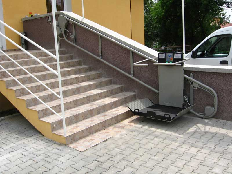 Spitalul judetean - Alba Iulia GARAVENTA LIFT - Poza 3
