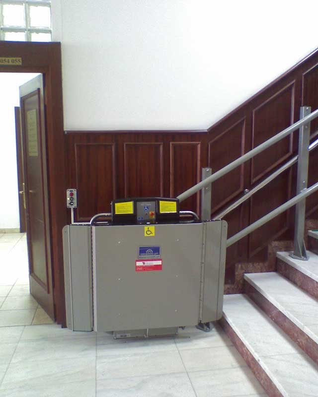 Tribunal - Bucuresti GARAVENTA LIFT - Poza 2