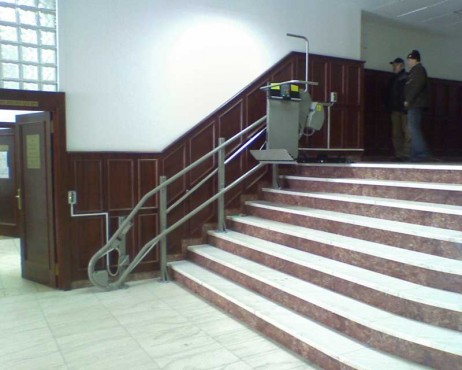 Tribunal - Bucuresti GARAVENTA LIFT - Poza 3